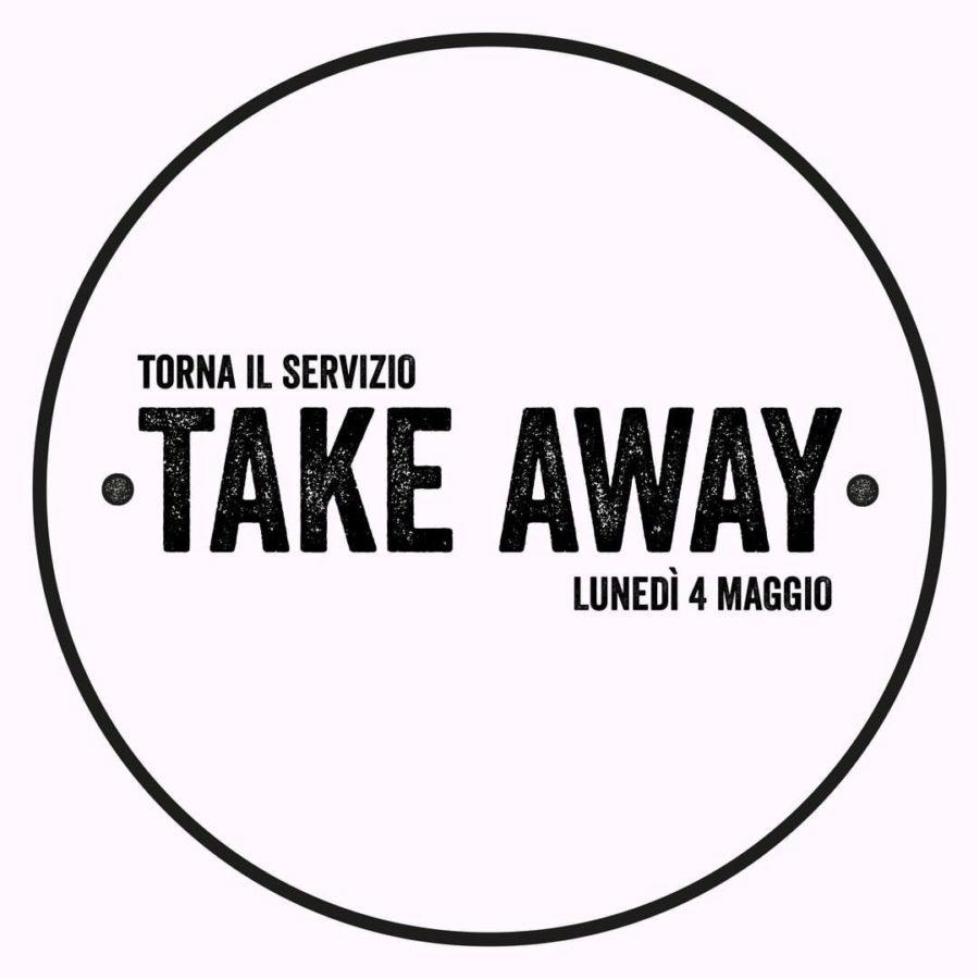 TORNA IL SERVIZIO TAKE AWAY
